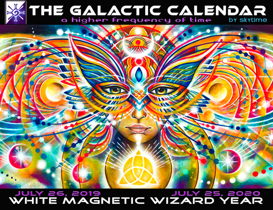 NOW Available ~ New Galactic Calendars for July 26th Galactic New